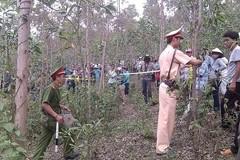 Nữ sinh chết trong rừng do bị đâm 13 nhát dao