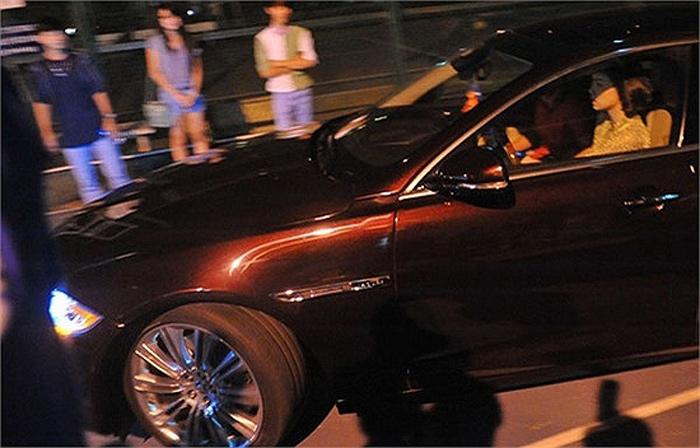 siêu xe, showbiz, Hồ Ngọc Hà