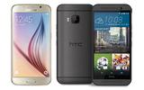 HTC One M9 hay Galaxy S6: Ai hơn ai?