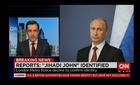 CNN đăng nhầm ảnh Putin khi nói về đao phủ IS