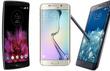 """Smartphone màn hình cong nào """"đỉnh"""" nhất?"""