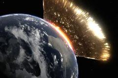 Viễn cảnh kinh hoàng về ngày tận thế của Trái đất
