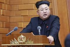 Bộ tóc mới ấn tượng của Kim Jong-un