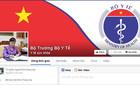 Bộ trưởng đầu tiên lập facebook