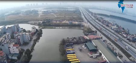 Hạ tầng tăng sức nóng cho BĐS Đông Nam Hà Nội