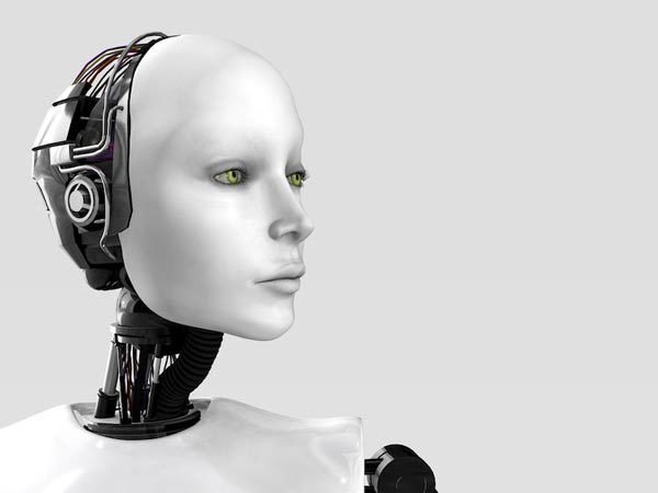 robot, người máy, phụ nữ, đàn ông