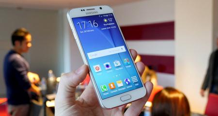 Tín đồ Samsung ca thán về Galaxy S6