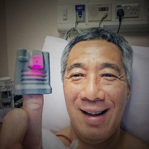 Thủ tướng Singapore 'nghiện' dùng mạng xã hội