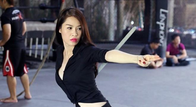 Quế Vân, Trang Trần