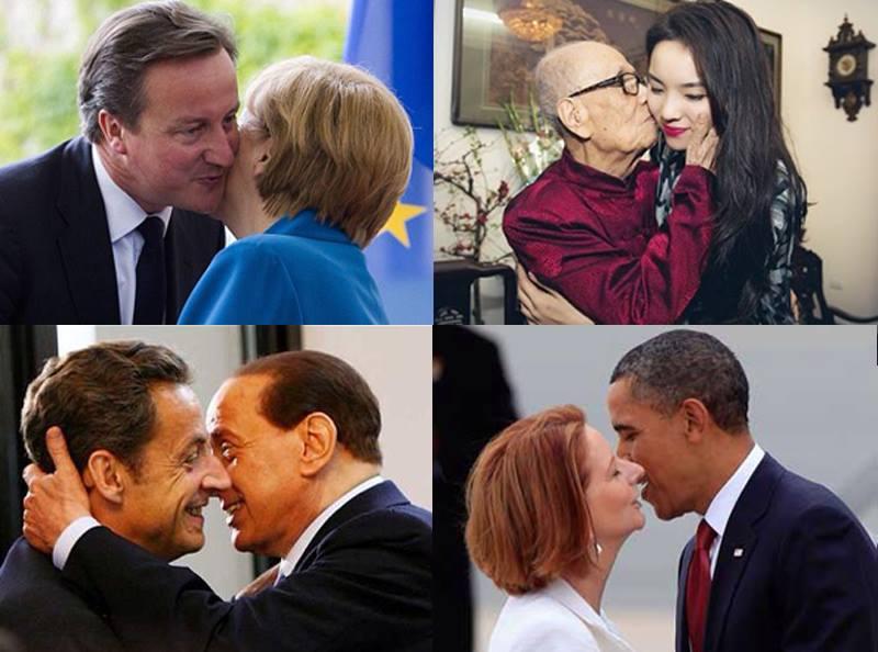 Khi một nụ hôn thành 'cơn sang chấn văn hóa'