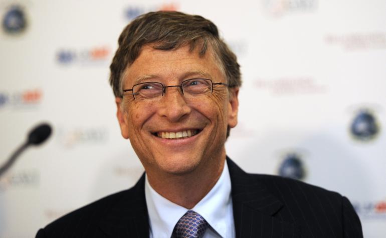 Bill Gates, tỷ phú, Forbes