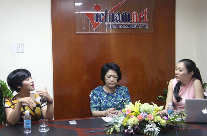 Bà Tôn Nữ Thị Ninh: Lần duy nhất tôi được ưu tiên…