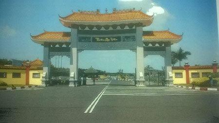 Vĩnh Phúc xây công viên nghĩa trang hiện đại nhất ĐNA