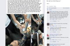 Hình ảnh cô gái xinh đẹp không nhường ghế xe bus cho em bé 2 tuổi bị lên án