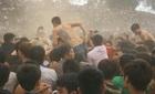 Tranh cướp bạo lực tại Hội phết Hiền Quan