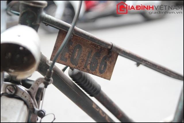 Chiếc xe đạp Thống Nhất cổ qua 6 thập kỷ vẫn 'chạy tốt'