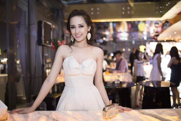 Hoa hậu, Mai Phương Thúy
