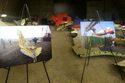 Ớn lạnh nơi gom xác máy bay MH17