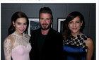 Beckham đăng ảnh chụp với Hà Hồ, Tóc Tiên ở London gây bão Facebook