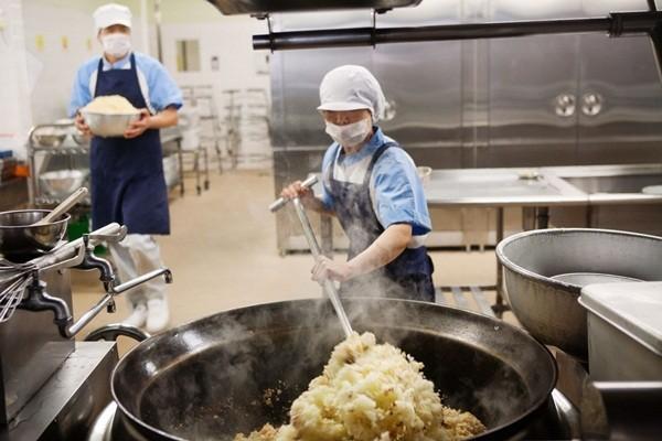 bữa trưa, Nhật Bản, dạy trẻ