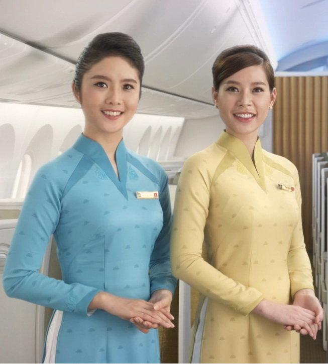 đồng-phục, tiếp-viên-hàng-không, áo-dài, phi-công, Vietnam Airlines, lấy-ý-kiến, thiết-kế