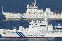 Tàu chiến TQ áp sát lãnh hải Nhật