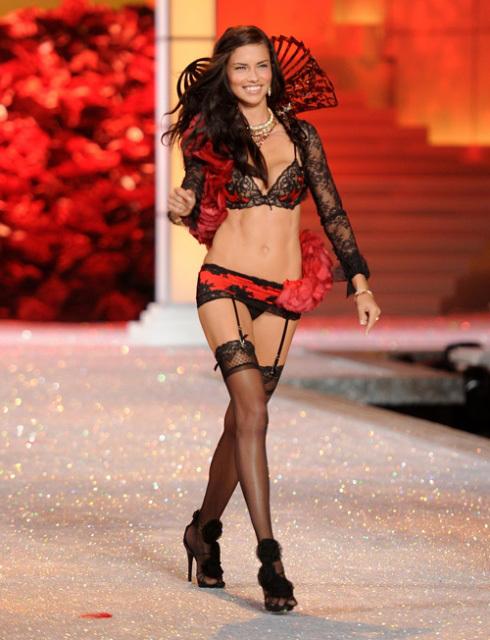 người mẫu, Gisele Bundchen,  Victoria's Secret