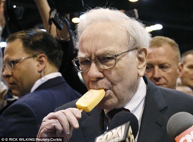 tỷ phú, Warren Buffett