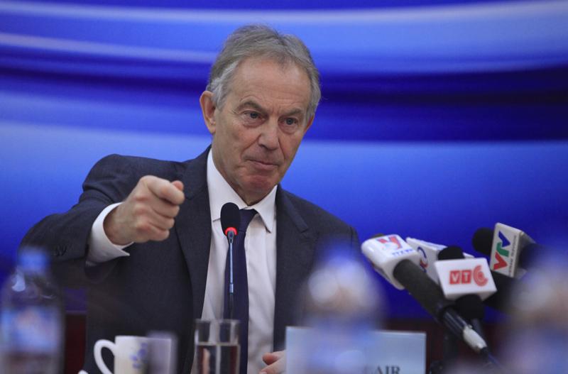 Ông Blair: Cải cách không ai phản đối là cải cách tồi