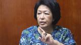Bà Tôn Nữ Thị Ninh: Lần duy nhất tôi được ưu tiên...