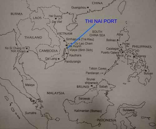Thương cảng quốc tế của người Chăm