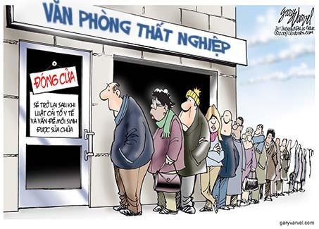 Có việc làm mới mà vẫn đòi nhận bảo hiểm thất nghiệp