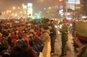 Hà Nội:  Hàng nghìn người dự lễ cầu an, tắc đường kéo dài