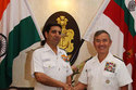 Mỹ kéo Ấn Độ vào Biển Đông