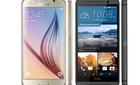 9 điểm vượt trội của Galaxy S6 so với HTC One M9