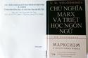 """Xuất bản cuốn sách kinh điển """"Chủ nghĩa Marx và triết học ngôn ngữ"""" bằng Tiếng Việt"""