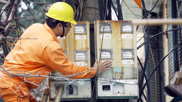 Từ 16/3: Giá điện tăng 7,5%, lên 1.622 đồng/kWh