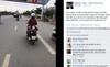 Bức ảnh chở trẻ em trên xe máy gây sốc vì quá nguy hiểm