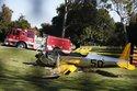 Harrison Ford bị thương khi máy bay rơi
