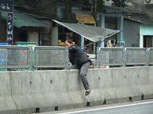 Những cảnh khiến lái xe hốt hoảng trên quốc lộ 1A