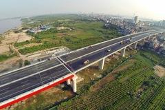 Hà Nội đề xuất cơ chế đặc thù cho các dự án trục Nhật Tân - Nội Bài