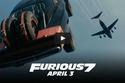 Loạt siêu xe 'Furious 7' đọ tốc độ giữa không trung