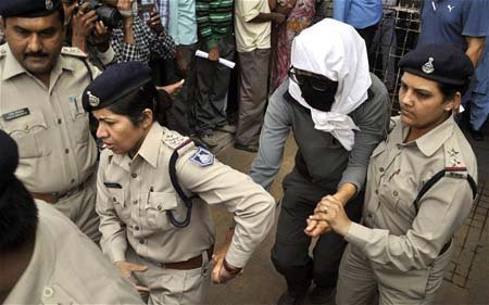 Nghi phạm hiếp dâm nữ sinh bị đánh chết