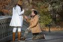 """Bộ ảnh """"bí mật chụp cảnh cầu hôn ở NewYork"""" gây ấn tượng"""