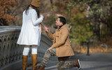 Bộ ảnh 'bí mật chụp cảnh cầu hôn ở NewYork' gây ấn tượng