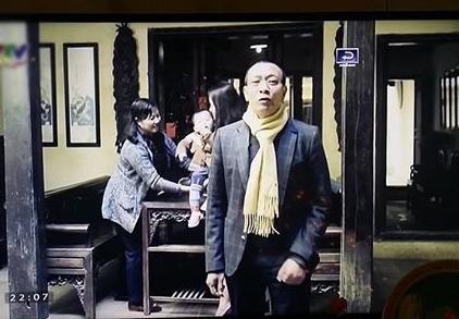 Ảnh đời thường hiếm gặp của MC Lại Văn Sâm