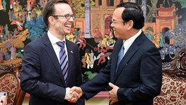 Nhiều tiềm năng hợp tác giữa Việt Nam với New Zealand, Australia
