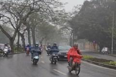 Hà Nội tiếp tục mưa phùn 2-3 ngày tới