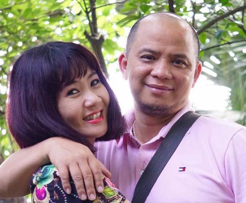 Gia đình hạnh phúc của cặp diễn viên Anh Tuấn - Nguyệt Hằng