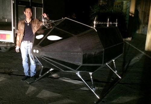 Phạm Gia Vinh, thiết bị bay, không người lái, cận vũ trụ, công nghệ vũ trụ